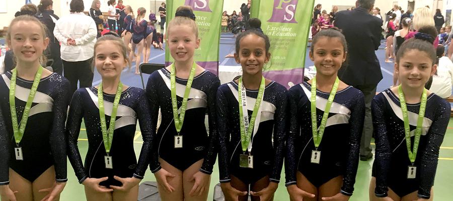 U11 IAPS Gymnastics (7)