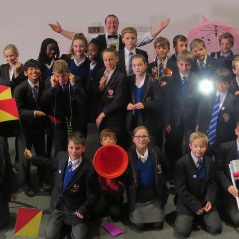 King Edward's pupils Science Lecture