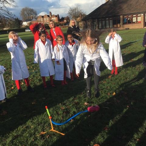 Sensational Science at Norwich Lower School