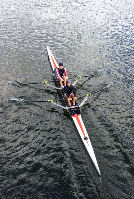 20171008 Bedford Rowing Junior 18 Double Sculls 001
