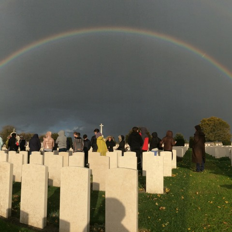 Battlefields Rainbow