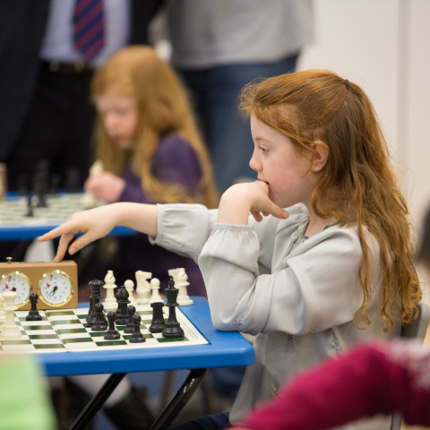 St Catherine's is hosting and sponsoring the English Chess Federation Nationals for Girls