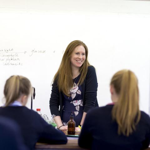 Head of Science, Alexandra Haydon