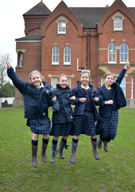 St Mary's Colchester's Lower School has been named the ninth highest achieving preparatory school in the country in the Sunday Times' Parent Power 201