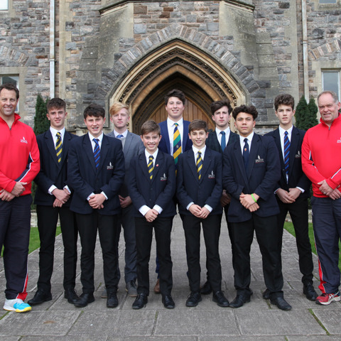 Senior School County and District Players