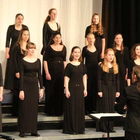 Godolphin School's Scholars' Concert (1)